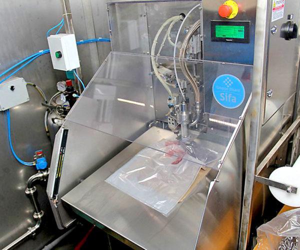 Enotech Bag in Box service riempimento soft filling