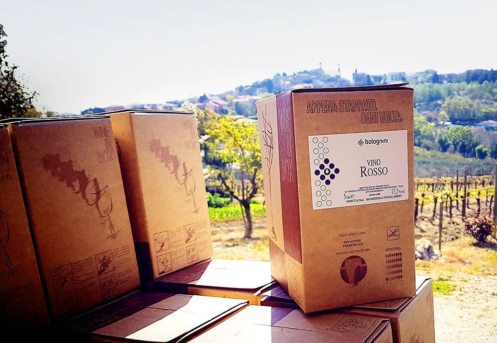 Enotech Bag in Box