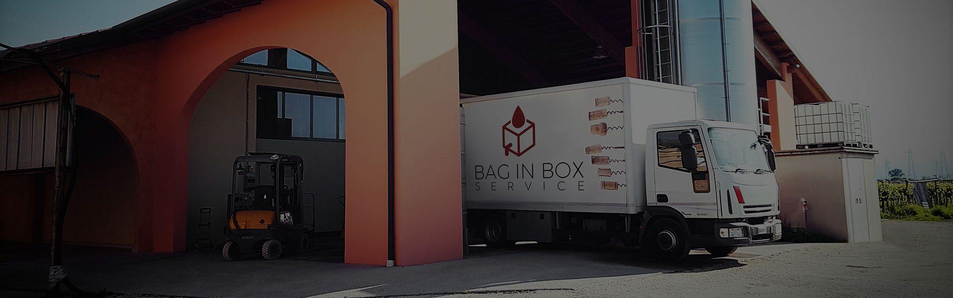 Enotech imbottigliamento a domicilio in Bag in Box