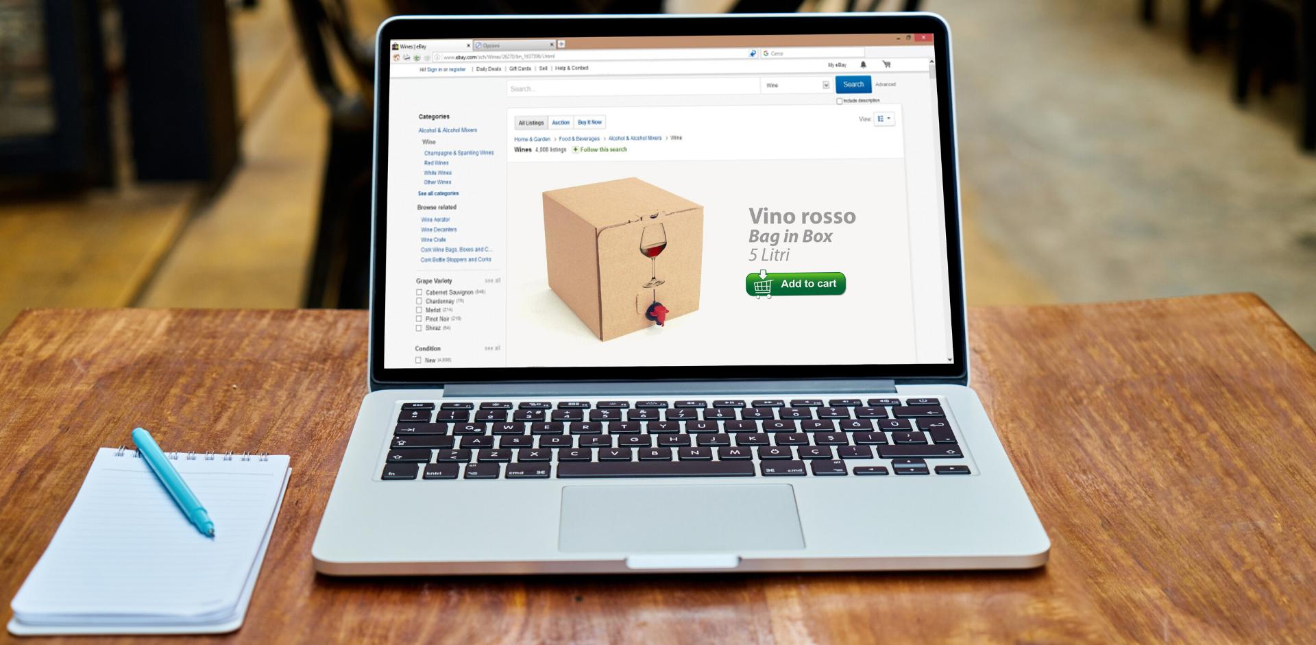 Emergenza Covid-19: Boom di vendite Bag in Box